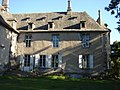 Chateau de Caillac Vezac (15) aile XVIIe B.JPG
