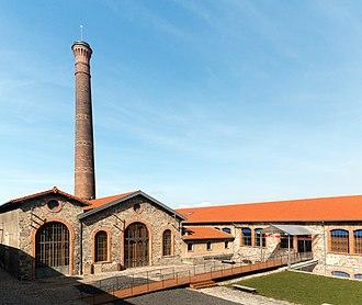Chazelles-sur-Lyon - La Chapellerie factory