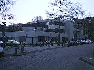 """Cheder - """"Joods Kindergemeenschap Cheider"""" in Amsterdam, Netherlands, 2007"""