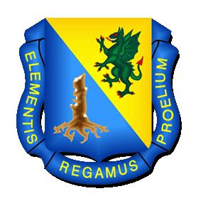 United States Army CBRN School - Image: Chem Crest