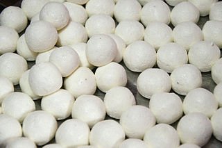 Chhena Type of cheese curds originating in India