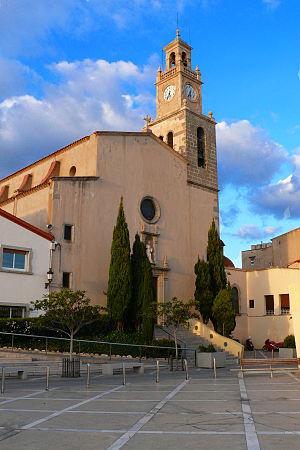 El Masnou - Image: Chiesa El Masnou