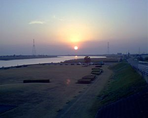 Chikugo river up20060426.jpg