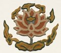 China, 14th century - Fragment of Flower in Bowl - 1992.91 - Cleveland Museum of Art.tif