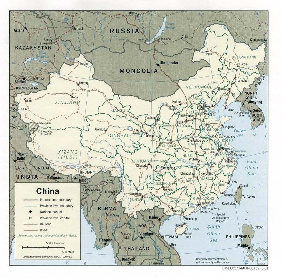 China pol01