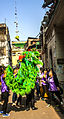 Chinese New Year 2014 in Kolkata - Dragon Dance.jpg