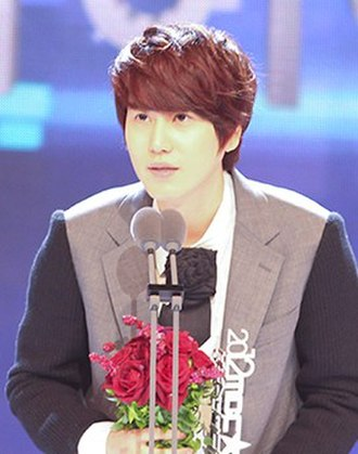 Cho Kyuhyun - Cho Kyuhyun at the MBC Entertainment Awards, 29 December 2012