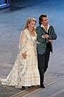 Chorégies d'Orange 2008 Inva Mula dans le rôle de Marguerite avec Roberto Alagna.jpg