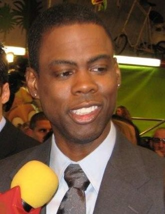 Chris Rock - Rock at the Israeli premiere of Madagascar: Escape 2 Africa, on November 22, 2008.