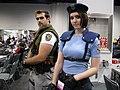 Chris Redfield and Jill Valentine, Resident Evil characters (WonderCon 2013).jpg