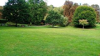 Christchurch Park.