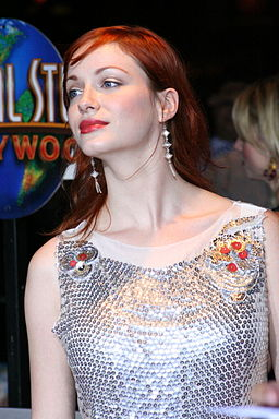 Christina Hendricks @ the Serenity Premiere