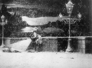 <i>The Christmas Angel</i> 1905 film by Georges Méliès