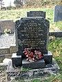 Christmas Lewis' gravestone - geograph.org.uk - 1112935.jpg