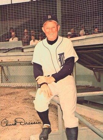 Chuck Dressen 1966