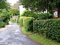 Church Lane, Pitton - geograph.org.uk - 874828.jpg
