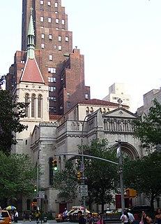 Our Saviour Roman Catholic Church (Manhattan)