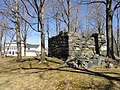 Cistern ruins - Asa Waters Mansion - Millbury, MA - DSC04597.JPG