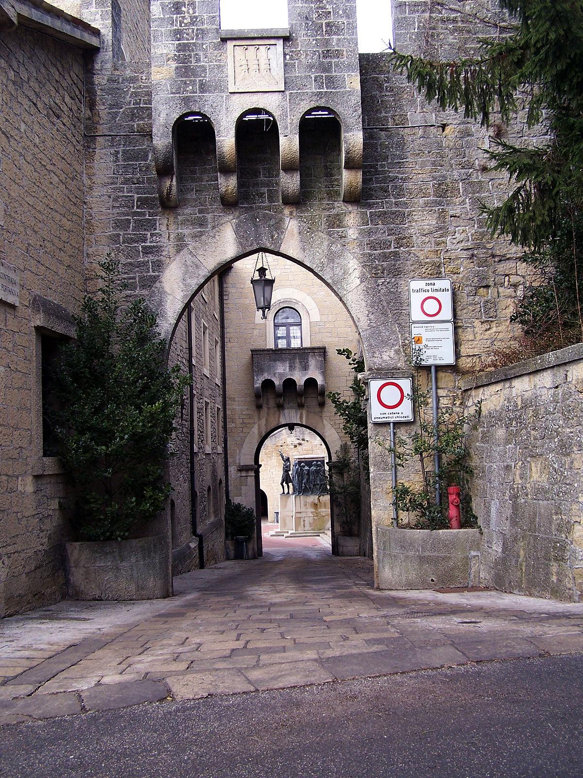 San Marino Travel Guide At Wikivoyage