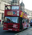 City Sightseeing bus in Oxford, England 02 - St Aldate's.jpg