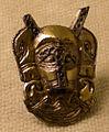 Cividale, man, frammento di fibula da necropoli cella, primo terzo del VII sec 2.jpg