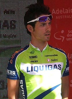 Cladio Corioni a la Tour Down Under 2009