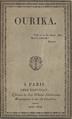 Claire de Duras Ourika mars 1824.png
