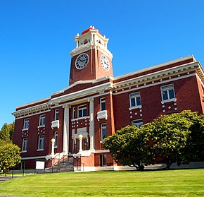 Clallam County Courthouse 09-11-13 Wiki.jpg