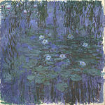 Claude Monet - Blue Water Lilies - Google Art Project.jpg