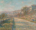 Claude Monet - Road of La Roche-Guyon - Google Art Project.jpg