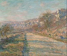 Road of La Roche-Guyon