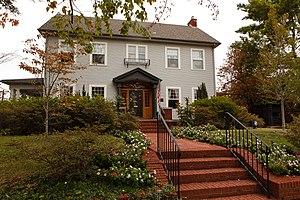 Clinton-Hardy House - Image: Clinton Hardy House