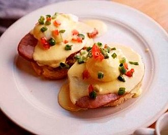 Cuisine of New York City - Eggs Benedict