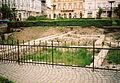 Cluj-Napoca castrul roman Piata Unirii 02 (2005).jpg