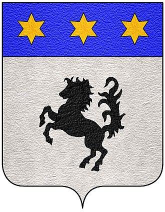 Prancing Horse - Image: Coa fam ITA baracca