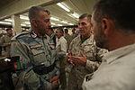 Coalition, Afghan leaders dine at Iftar dinner 130725-M-TM093-001.jpg