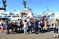 Coast Guard Cutter Sherman returns home from 52-day deployment 141024-G-HR856-005.jpg
