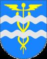 Coat of Arms of Haradzeya, Belarus.png