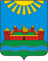 Coat of arms of Krasnogorodskas rajons