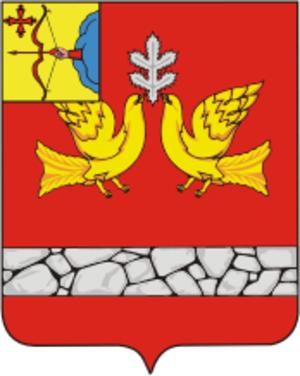 Sovetsky District, Kirov Oblast - Image: Coat of Arms of Sovetsky rayon (Kirov oblast)