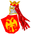 Coat of arm of Crnojevic.svg