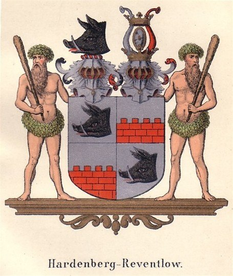 Coatofarms-Hardenberg-Reventlow