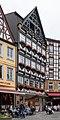 Cochem, Marktplatz, Haus mit Glockenspiel -- 2018 -- 0054.jpg