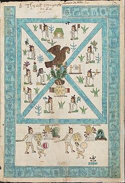 Imperio Azteca Wikipedia La Enciclopedia Libre