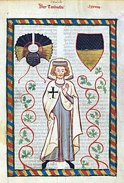 Codex Manesse Tannhäuser