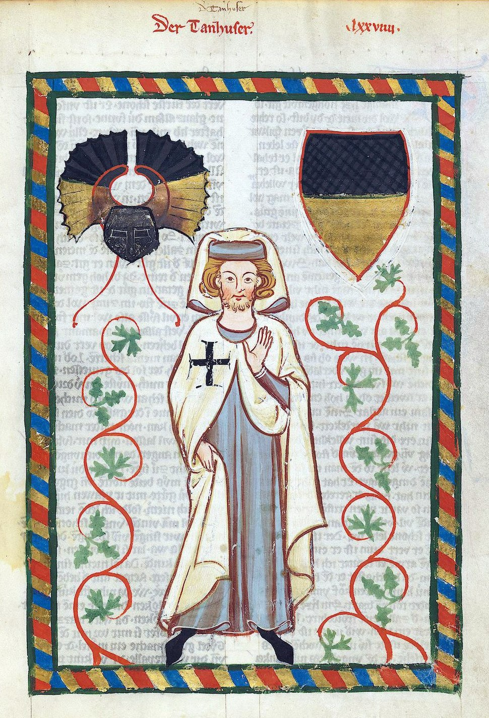 Codex Manesse Tannhäuser