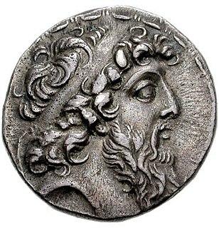 Seleucid king