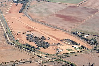Coleambally - Coleambally Airfield overview