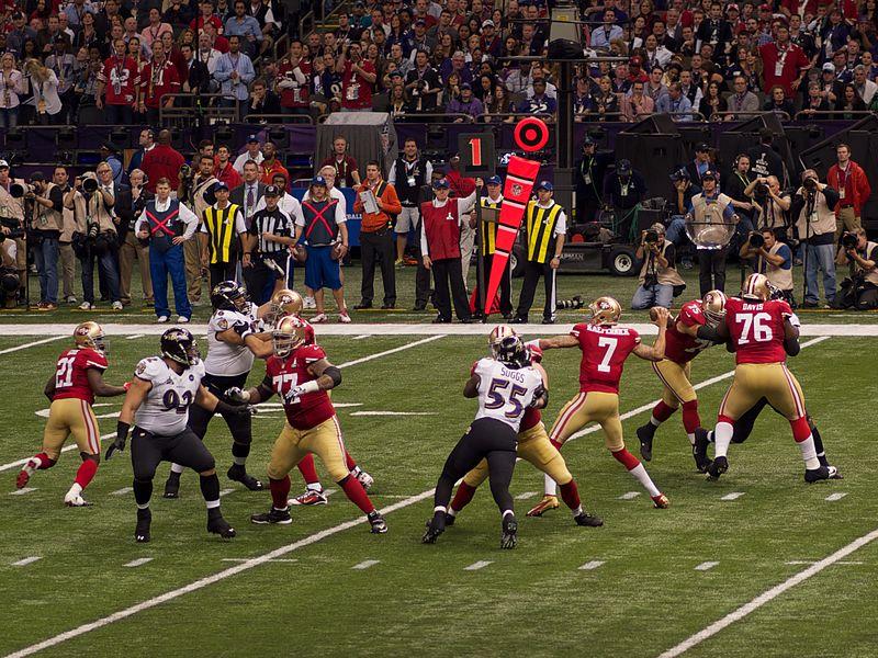 Colin Kaepernick in Super Bowl XLVII.jpg