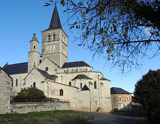 Faye-la-Vineuse Commune in Centre-Val de Loire, France